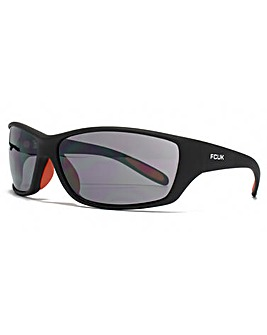 FCUK Rectangle Wrap Sunglasses