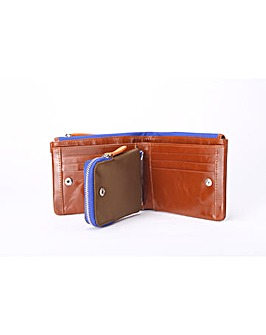 Hautton Leather Wallet