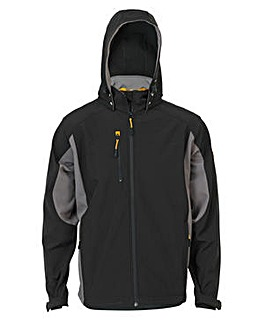 JCB Stretton Soft Shell Jacket
