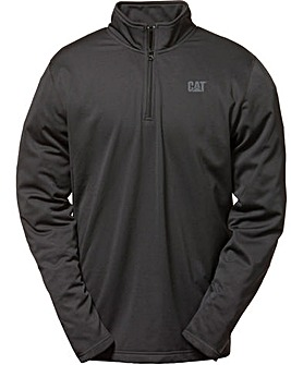 Caterpillar Flex Layer Quarter Zip