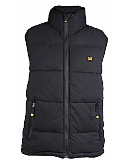 CAT Workwear Quilted Insulated Vest