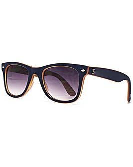 Steelfish Tinitone Wayfarer Sunglasses