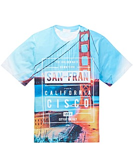 Label J San Fran Sub Tee