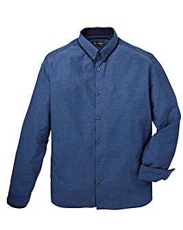Black Label Jacquard Party Shirt