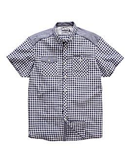 Mish Mash Alvis Gingham S/S Shirt