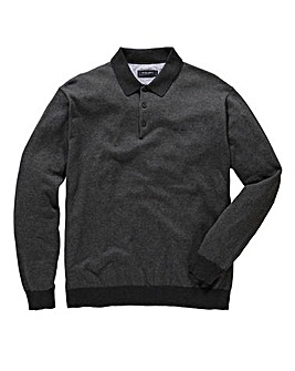 Peter Werth Hemmingford Knitted Polo R