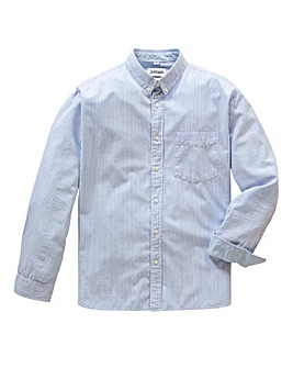 Jacamo Century L/S Stripe Shirt Long