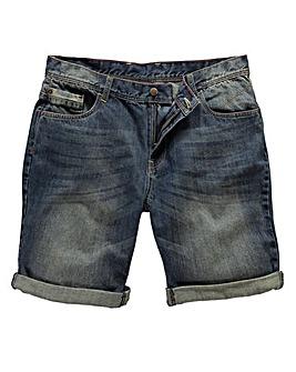 UNION BLUES Alpha Denim Shorts