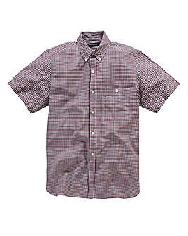 French Connection Red Check Shirt