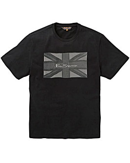 Ben Sherman Union Jack T-Shirt L