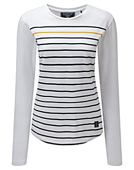 Tog24 Fleur Womens Deluxe T-Shirt