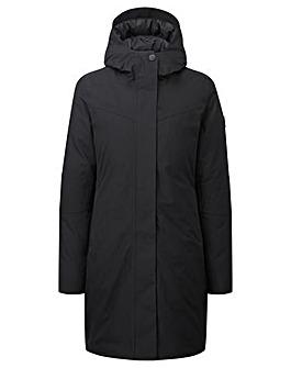 Tog24 Luxe Ladies Miltx/dwn Jacket