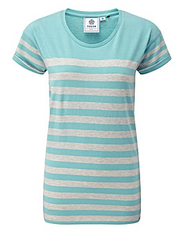 Tog24 Shea Stripe Womens T-Shirt