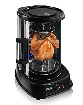 Tower Rotating Vertical Grill