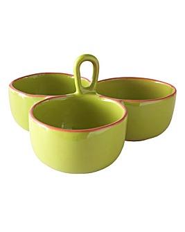 Sardinia Trio Bowl