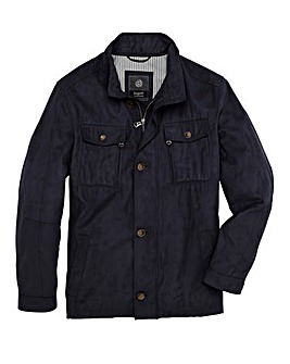 Bugatti Tall Casual Microma Jacket