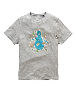 Penguin Swimming Pool T-Shirt