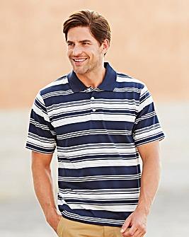 Southbay Short Sleeve Polo Shirt Long