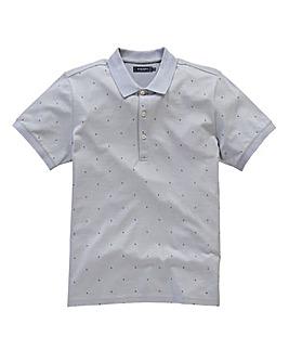 Peter Werth Ashton Printed Polo