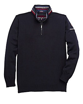 Paul & Shark Mighty Half-Zip Jumper