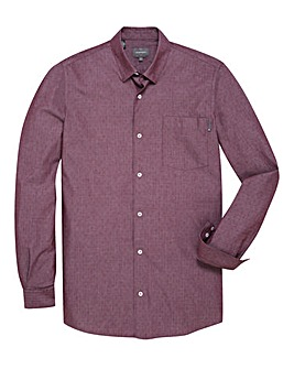Peter Werth Mighty V Jacquard Shirt