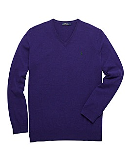 Polo Ralph Lauren Tall V-Neck Jumper