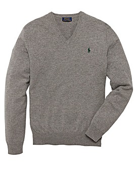 Polo Ralph Lauren Mighty V Neck Jumper