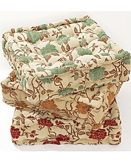 Jacquard Booster Cushion