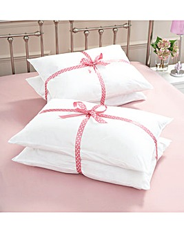 Down Alternative Pillows Pack of 4
