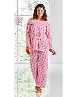 Soft Cotton Jersey Pyjamas Pack of 2