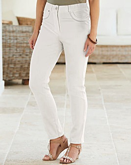 Nightingales Embellished Jeans