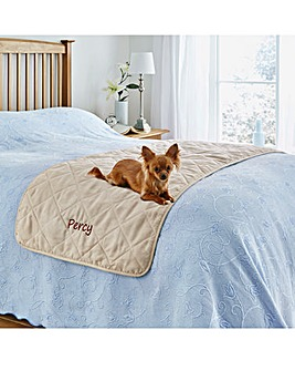 Pet Bed Throw