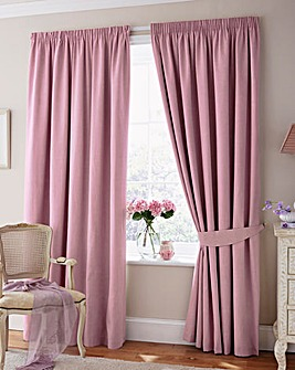Polycotton Lined Blackout Curtain