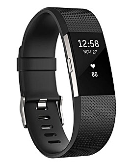 Fitbit Charge 2 Fitness Tracker Large