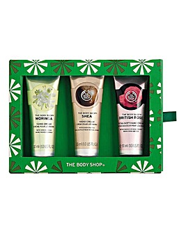 The Body Shop Hand Creams Set