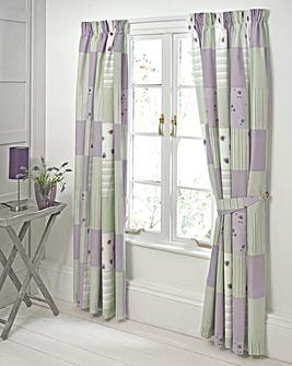 Maisie Curtains & Tiebacks 66x72in