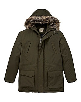 WILLIAMS & BROWN Parka