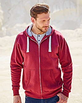 WILLIAMS & BROWN Hooded Sweatshirt