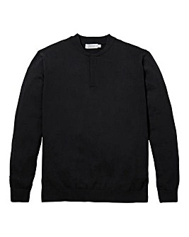 WILLIAMS & BROWN Grandad Jumper
