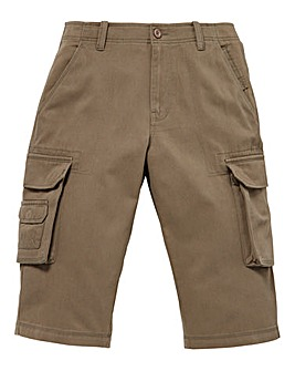 WILLIAMS & BROWN 3/4 Cargo Pants