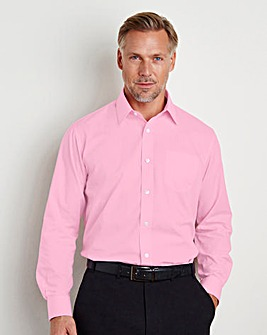 W&B London Pink L/S Formal Shirt R