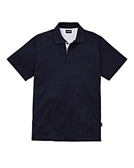 Southbay Unisex Navy S/S Polo Shirt