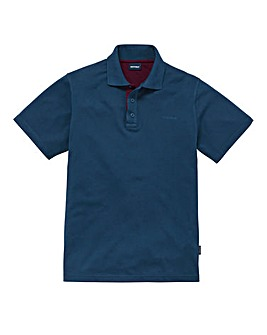 Southbay Unisex Teal S/S Polo Shirt