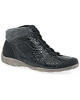 Rieker Jura Womens Casual Ankle Boots