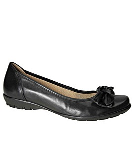 Gabor Glitz Womens Ballet Pumps