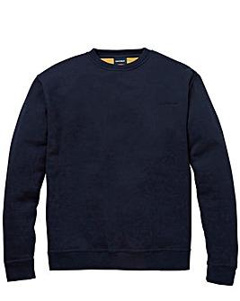 Southbay Unisex Navy Crew Sweatshirt