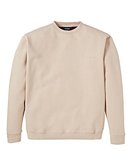 Southbay Unisex Cream Crew Sweatshirt