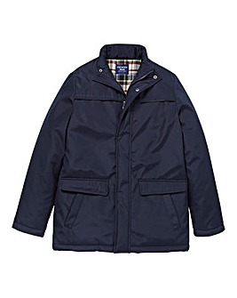 Premier Man Navy Lined Pocket Jacket