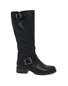 Rieker Feline Womens Long Boots