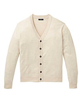 Capsule Button Cardigan